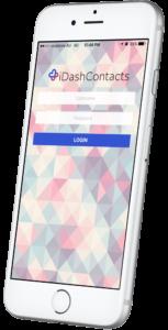iDashContacts-Login-Web